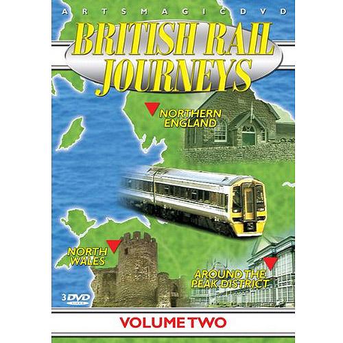 British Rail Journeys, Vol. 2