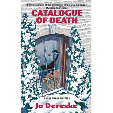 Catalogue of Death : A Miss Zukas Mystery