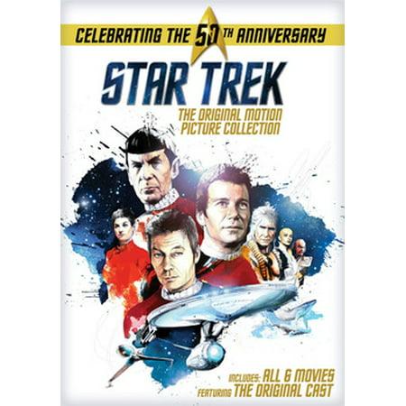 Star Trek: The Original Motion Picture Collection (X-men Star Trek)