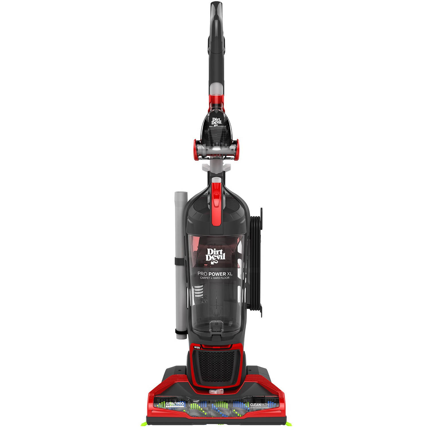Dirt Devil Pro Power XL Bagless Upright Vacuum UD70180 Walmartcom