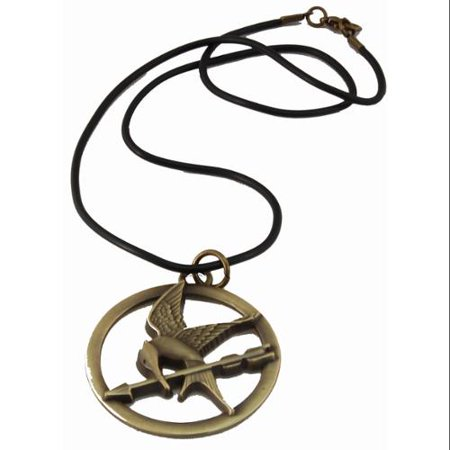 The hunger games mockingjay necklace walmart the hunger games mockingjay necklace aloadofball Images