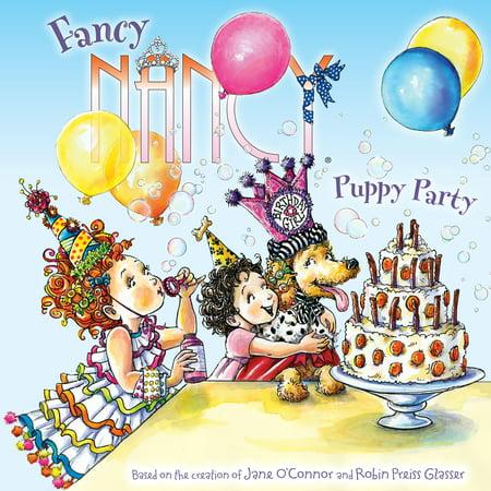 Fancy Nancy: Puppy Party - Halloween Fancy Nancy