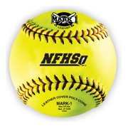 "(12 pack) Mark 1 NFHS 12"" Softballs"
