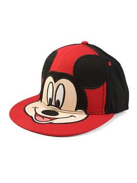 80c05ef223c Product Image Disney Mickey Mouse Big Face Snapback Baseball Cap
