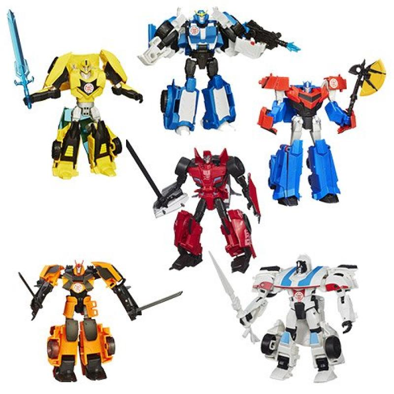 Hasbro Transformers Robots in Disguise Warriors Wave 3