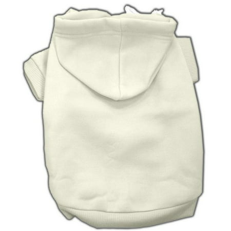 Blank Hoodies Cream L (14) Blank Hoodies Cream L (14)
