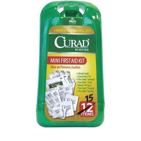 Medline Industries Curad First Aid Kit, 1 ea