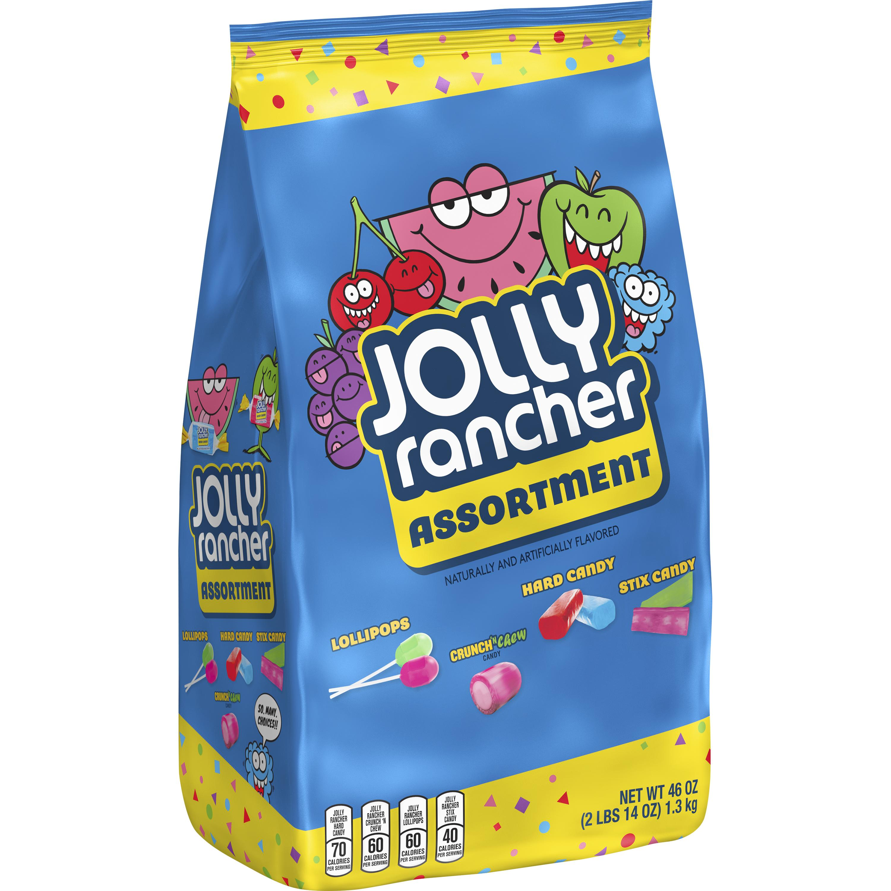 Jolly Rancher, Hard Candy Assortment, 46 Oz