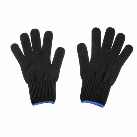 2pcs Professional Heat Resistant Curling Glove for Hair Curler, Flat Iron, Hair Straightener - image 6 de 7