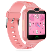 """AGPTEK Kids Smart Watch [8GB Micro SD Card Included], 1.44"""" Colorful Touch Screen(Call Function not Supported)"""