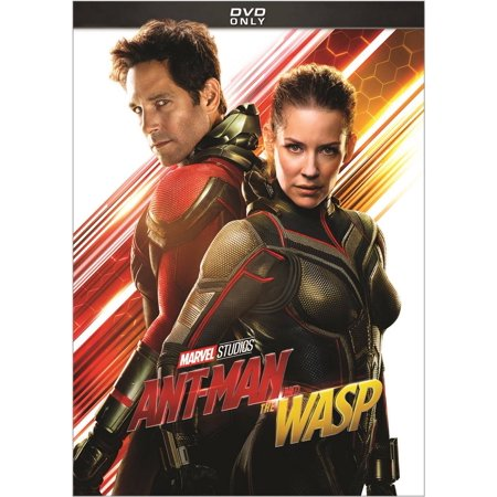 Ant-Man and the Wasp (DVD) (Ant Man Vol 1 Second Chance Man)