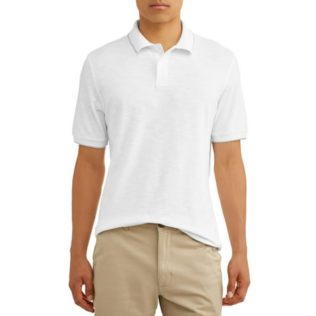 George Men's Pique Stretch Polo Shirt