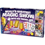 World's Greatest Magic Show (with 415 Tricks)