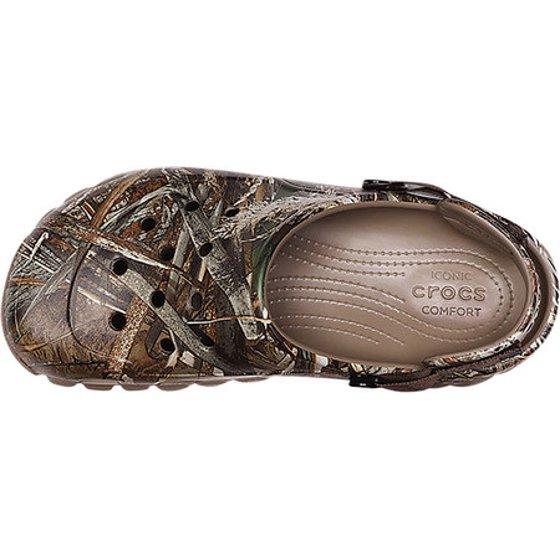 1ec8f7f1c108 Crocs - Crocs Men s Offroad Sport Realtree Max-5 2 Clog - Walmart.com