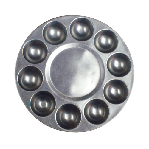 Alvin and Co. Round Well Mixing Tray (Set of 3)