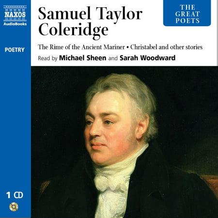 The Great Poets Samuel Taylor Coleridge - (Samuel Taylor Coleridge As A Romantic Poet)