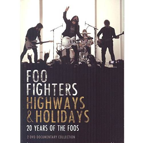 Foo Fighters: Highways & Holidays 20 Years Of The Foos (Music DVD) by