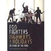 Foo Fighters: Highways & Holidays 20 Years Of The Foos (Music DVD) by