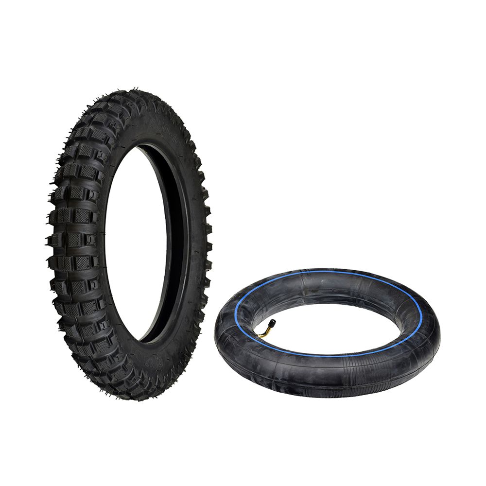 Alvey Tire and Tube Package (2.50-10) for the Razor Dirt ...