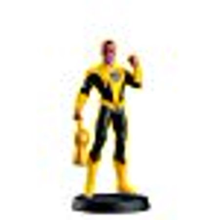 Eaglemoss DC Comics Super Hero Collection Sinestro Figurine - Superhero Figurines