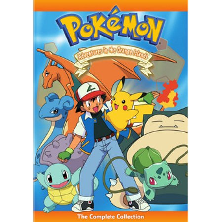 Pokemon: Adventures in the Orange Islands - The Complete Collection (DVD) (Pokemon Complete Set)
