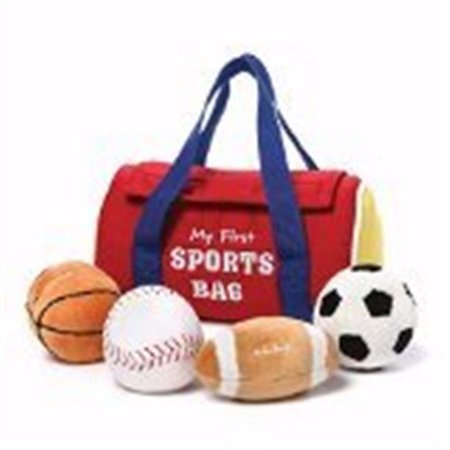 First Dolls House - Gund My First Sports Bag Playset