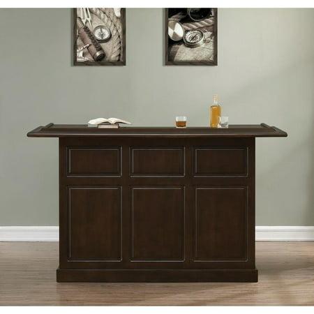 - Lexington Home Bar in Sierra Rosa Sierra Finish Wood Home Bar