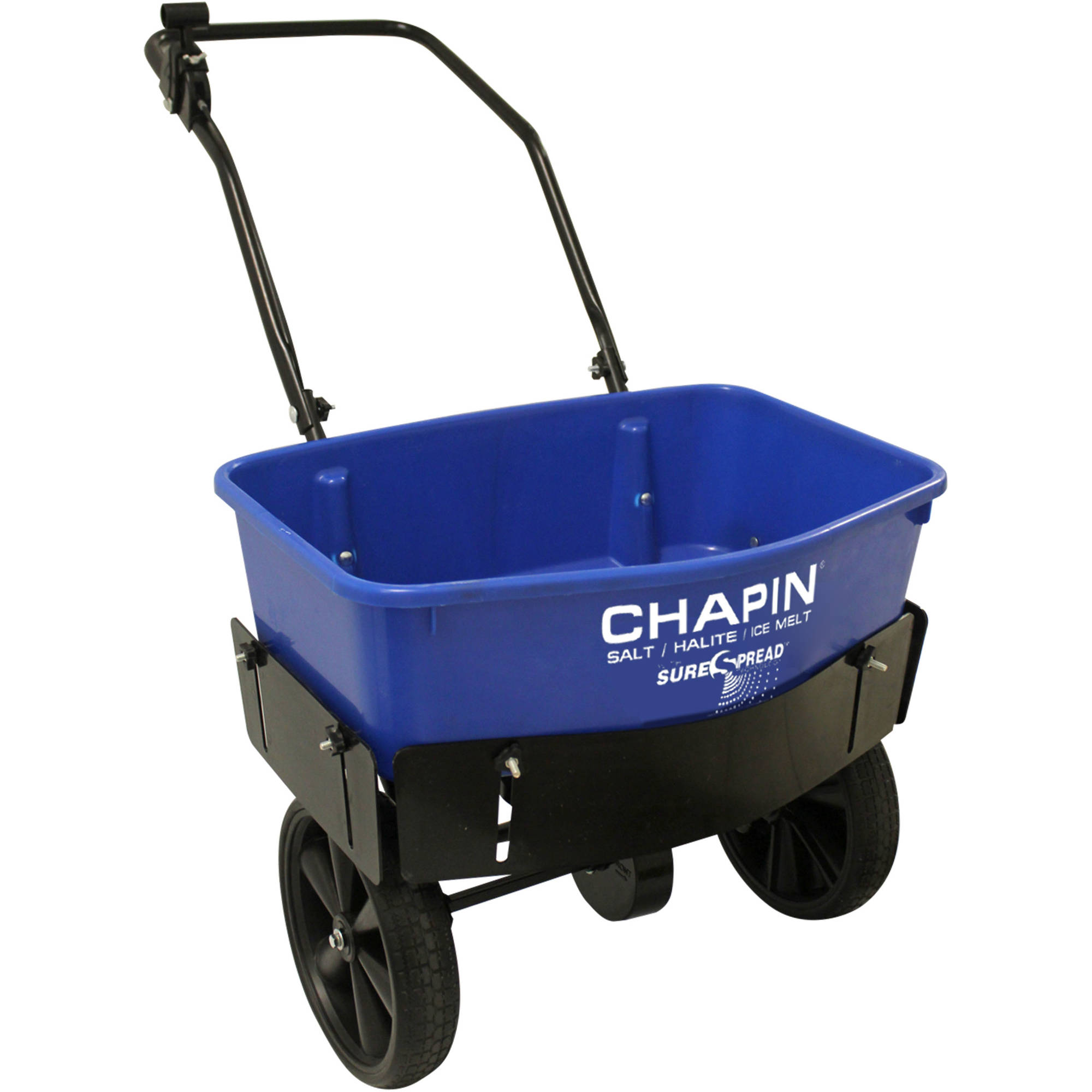 Chapin 80028A 70-Pound Capacity Residential Salt/Ice Melt Spreader