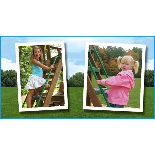 Creative Playthings Access Ladder Handles - Pair