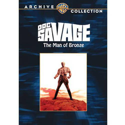 Doc Savage: A Man Of Bronze (Widescreen)