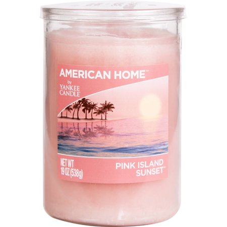 Pink Island Sunset American Home By Yankee Candle Reviews