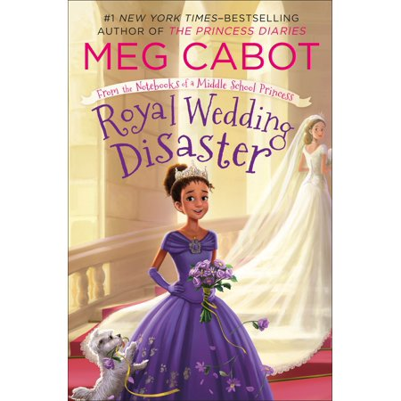 Royal Wedding Disaster: From the Notebooks of a Middle School Princess - Halloween Activity Pages For Middle School