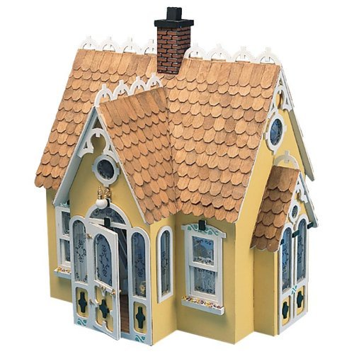 Greenleaf Buttercup Dollhouse Kit - 1 Inch Scale