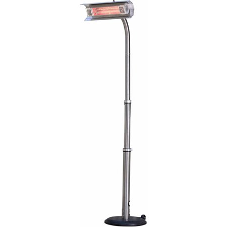 Fire Sense Stainless Steel Telescoping Offset Pole Mounted – Fire Sense Patio Heater