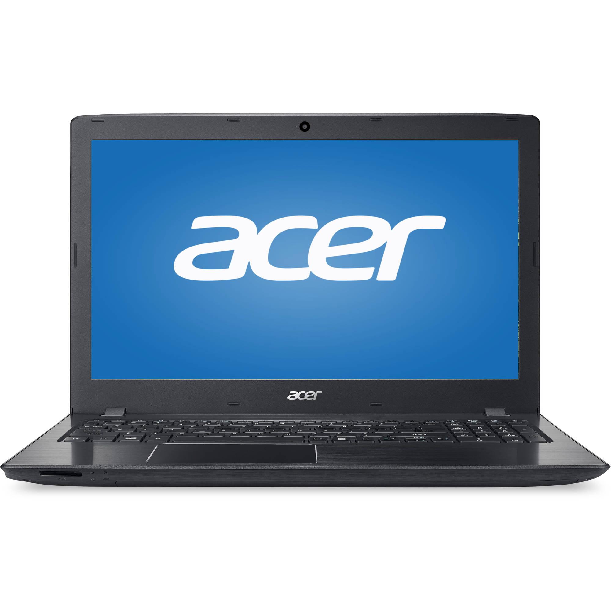 "Acer Aspire E5-575-54E8 15.6"" Laptop, Windows 10 Home, Intel Core i5-6200U Dual-Core Processor, 6GB Memory, 1TB Hard Drive"