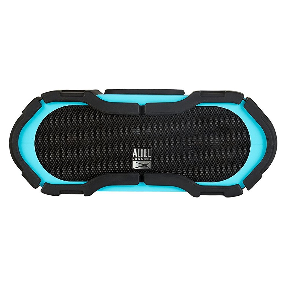 Altec Lansing IMW576-BLU Boom Jacket Bluetooth Speaker (Blue) by Altec Lancing