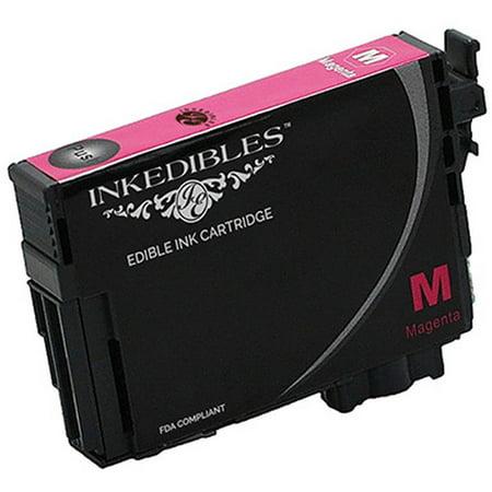 YummyInks Edible Cartridge for Epson T069320, Magenta