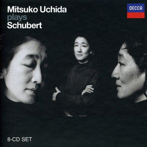 Uchida Plays Schubert