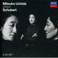 Uchida Plays Schubert (CD)