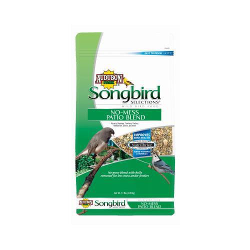 Global Harvest Foods 11986 11-Lb. No-Mess Patio Blend Bird Food by GLOBAL HARVEST FOODS LTD
