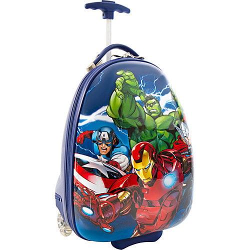 Heys America Marvel Egg Shape Luggage-Avengers