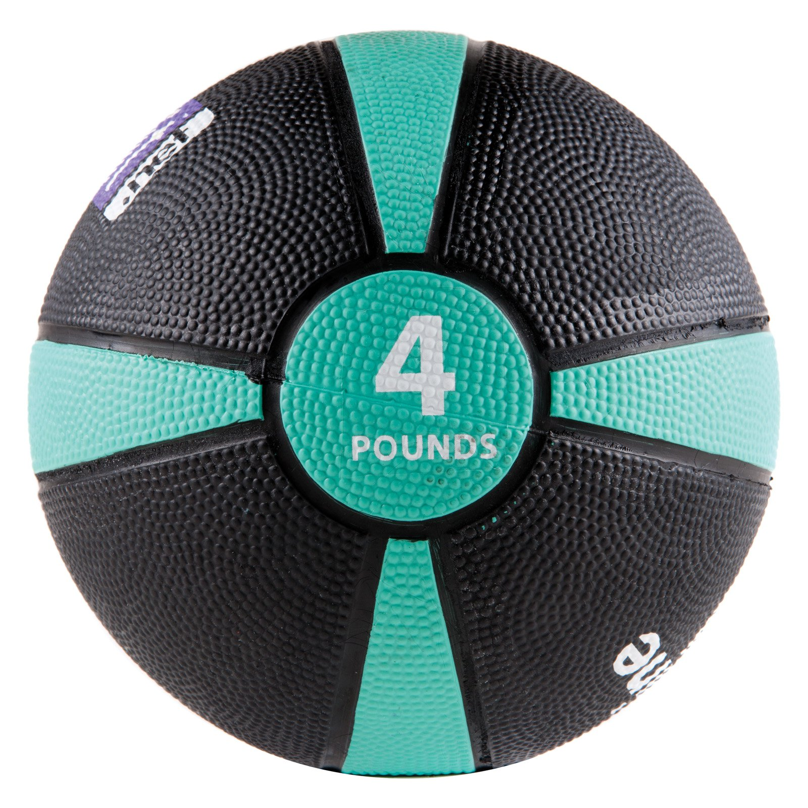 GoFit 4-lb Medicine Ball and Core Performance Training DVD