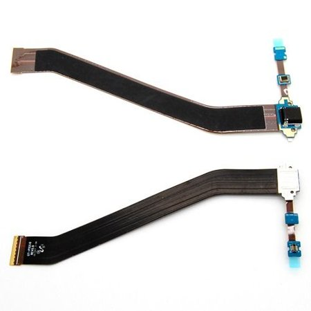 Games&Tech USB Charging Charger Port Flex Cable Connector for Samsung Galaxy Tab 3 10.1 GT-P5200 GT-P5210