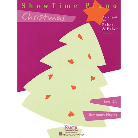 Faber Piano Adventures ShowTime Christmas (Level 2A) Faber Piano Adventures Series CD