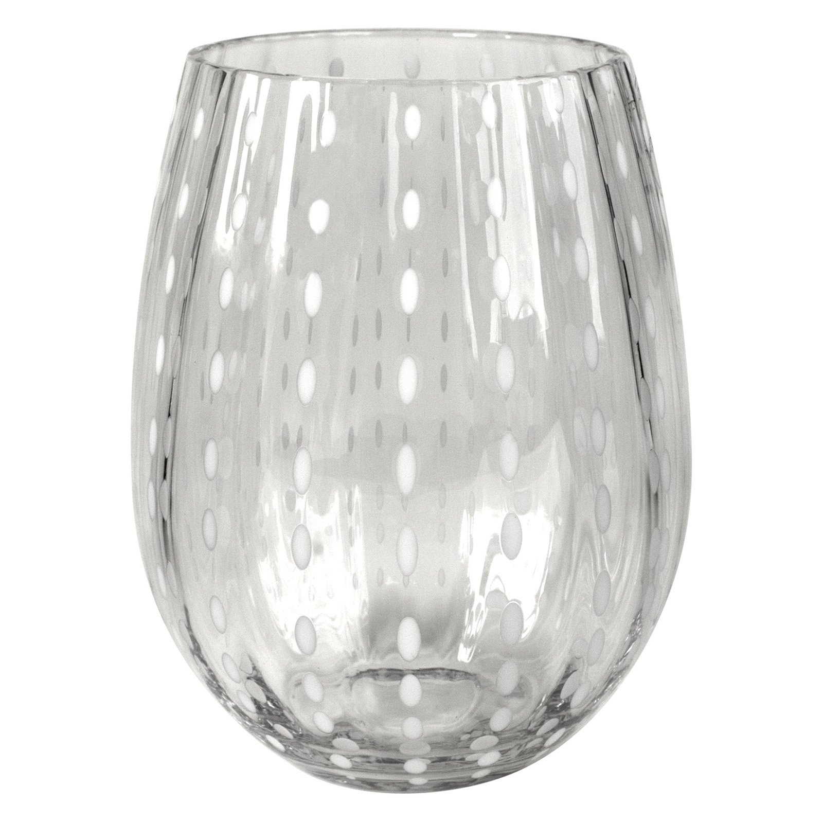 Artland Inc. Clear Cambria Stemless Tumbler - Set of 4