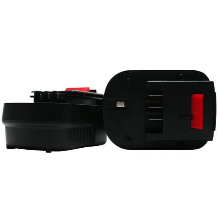 2 Pack Firestorm FSD122 Battery Replacement For Firestorm 12V FS120B P
