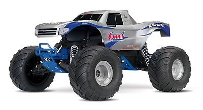 Traxxas 360841T2 1:10 Monster Truck with XL5-5; Summit Ed by TRAXXAS