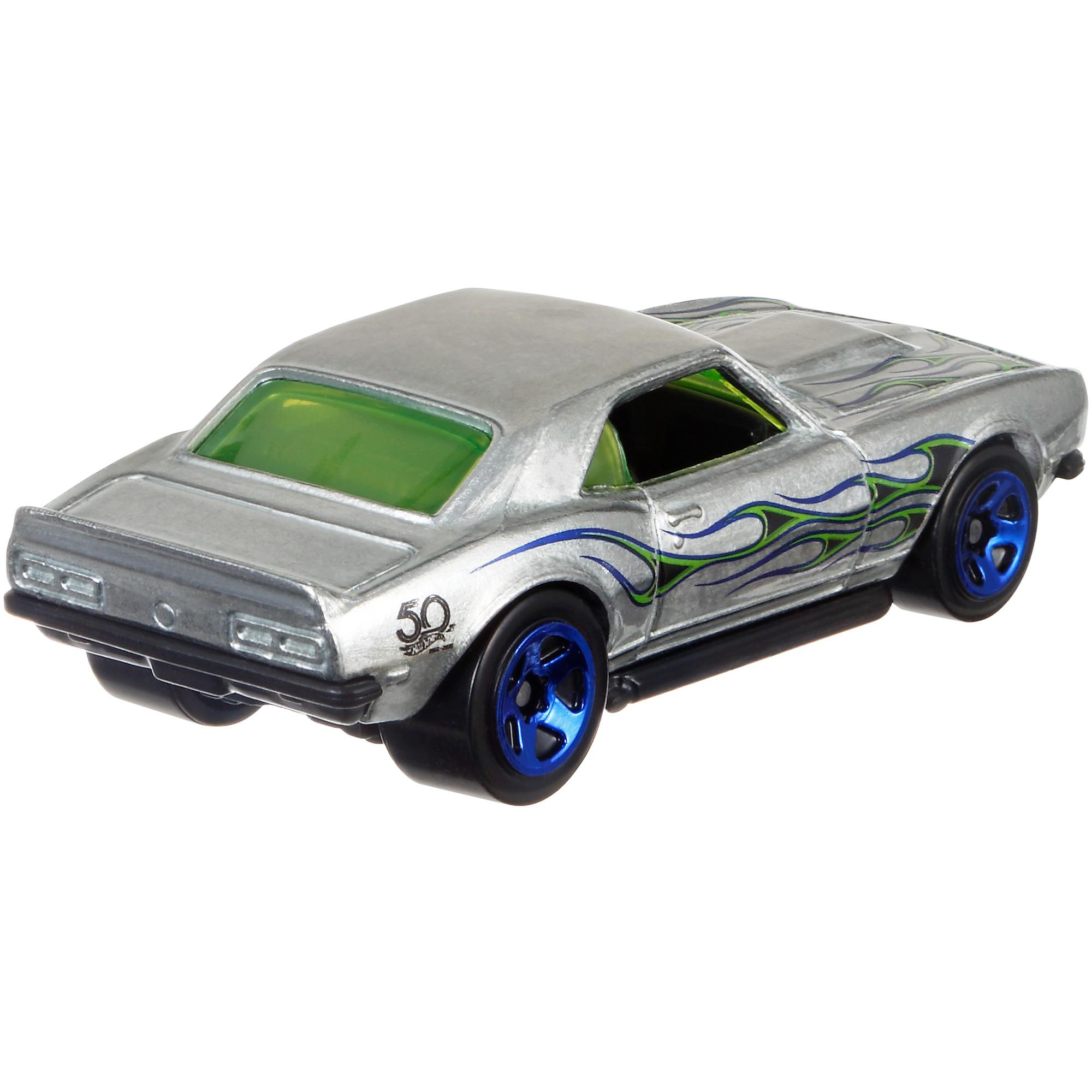 Hot Wheels 50th Anniversary Die-cast Vehicles (Styles May Vary)