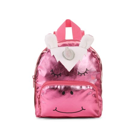 Carried Away Girls' Pink Unicorn Backpack