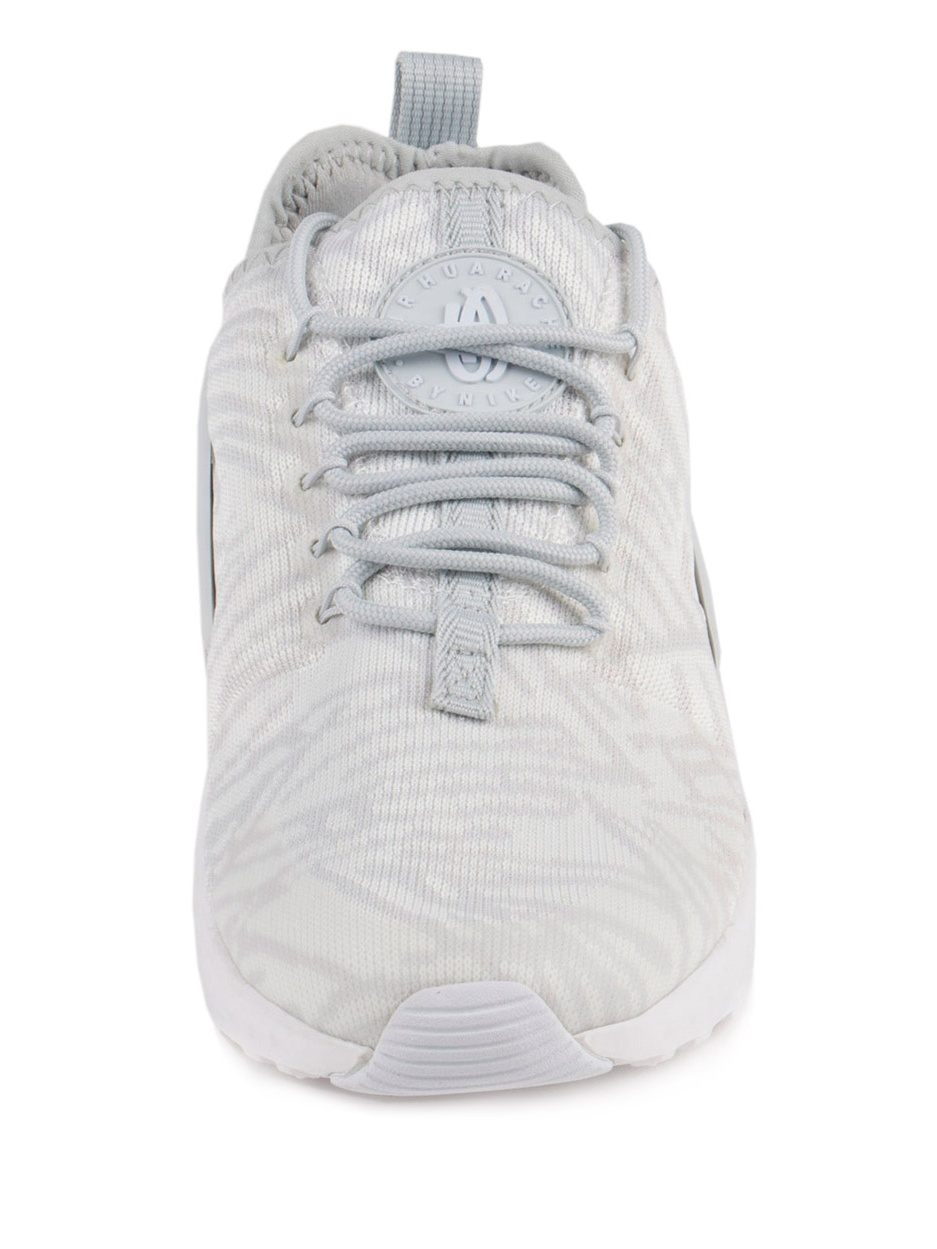 9b9352747a5 Nike - Nike Womens W Air Huarache Run Ultra KJCRD White Metallic Silver  818061-100 - Walmart.com